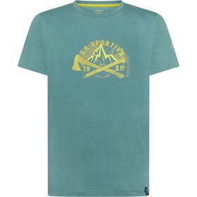 La Sportiva Hipster Koszulka Mężczyźni, pine